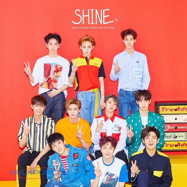 Shine The 3rd (Album EP) Mp3